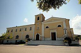convento di Santa Maria del Carmine Palmoli (CH)