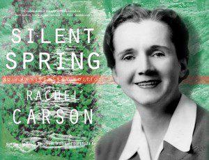 Primavera silenziosa Rachel Carsono