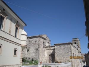 Borgo fortificato di Carunchio