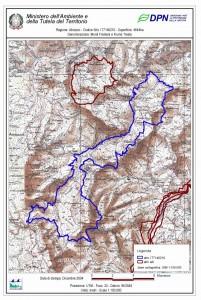 monti frentani e fiume treste sito di importanza comunitaria