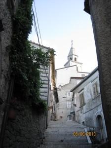 borgo fortificato di Castiglione
