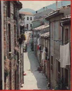 Borgo Fortificato di Fraine