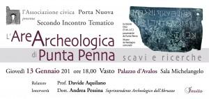 area archeologica di Punta Penna