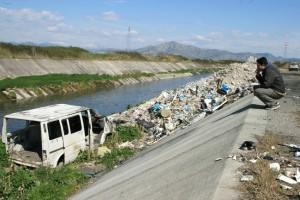 rifiuti tossici tra Campania e Molise