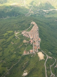 borgo fortificato di Guilmi