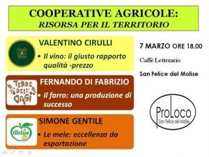 cooperative agricole risorse per il territorio san felice