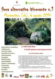 fiera alternativa itinerante montemitro 2014