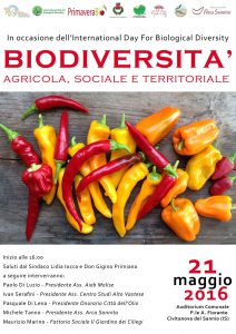 Convegno sulla Biodiversità