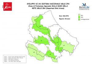 mappa IBA abruzzo_115_majella_monti_pizzi_monti_dei_frentani